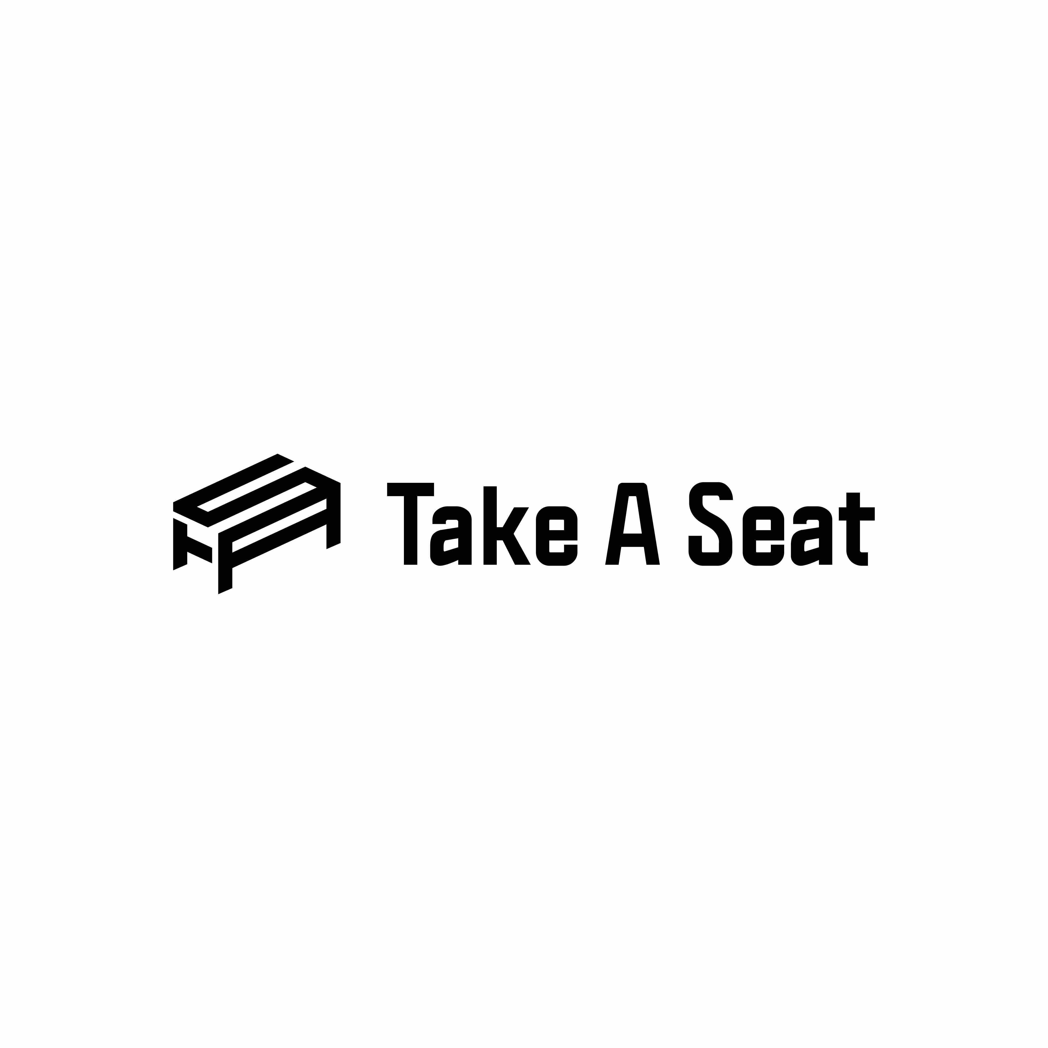 take a seat logo